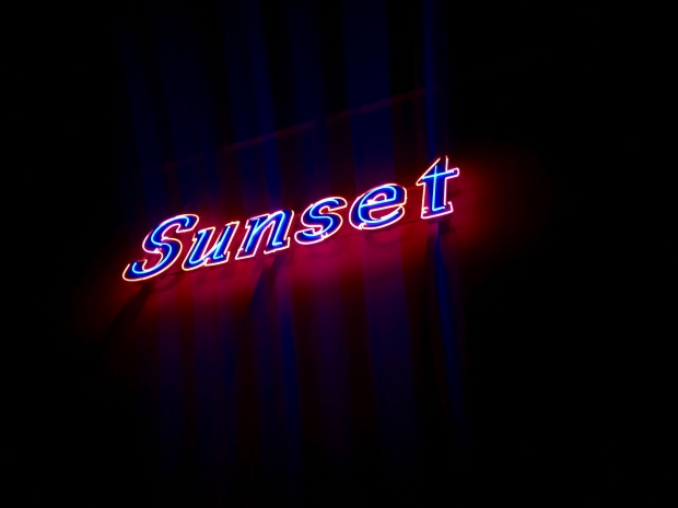 Sunset Drive-in Theater SLO