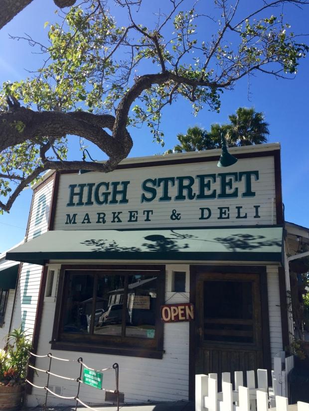 High Street Deli San Luis Obispo